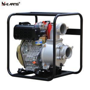 4 дюймов водяного насоса дизельного двигателя красного цвета (DP40E)
