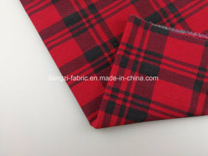 La rayonne viscose Nylon avec Spandex fils teints Vérifier Fabric-Lz7668