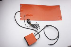 UL 산업 실리콘고무 전기 패드