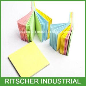 Anotação a cor do papel Memo Cube Memorandos de folhas soltas