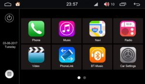 Automobile DVD di BACCANO di Timelesslong 2 per Mazda Cx-5 con S190 la piattaforma 7.1/WiFi Android (TID-Q223)