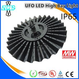 Indicatore luminoso del LED Highbay del driver di Smds&Meanwell del chip di marca di figura del UFO