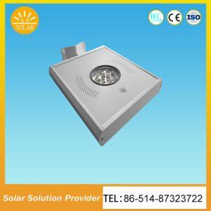 1つの動きセンサーが付いている統合された太陽LEDライトの12Wすべて