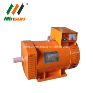 El rotor del motor de arranque y alternador dinamo