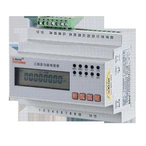 Высокая точность три этапа DIN измеритель мощности с ЖК-дисплеем