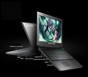 15,6-дюймовый портативный компьютер 4 ГБ памяти DDR3 500ГБ Core i3/I5/I7 ноутбук