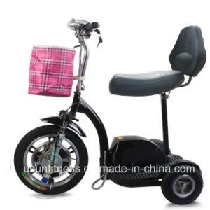 電気スクーター、オートバイ、年配者のためのEの自転車を折る48V 500W