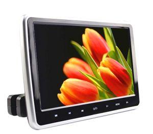 10.1 인치 차 머리 받침 모니터 영상 DVD 플레이어 TFT LED 접촉 스크린 인조 인간 6.0