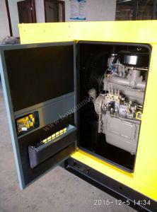 Reeks van de Generator van Ricardo Series de Portable Diesel 30kw