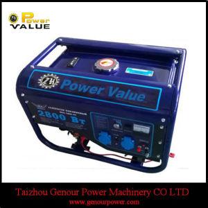 Vendita calda 100% filo di rame 2.5kw generatore portatile a benzina (ZH3500)