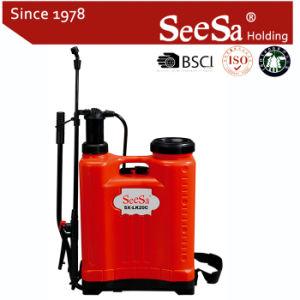 20L mochila/Mochila Pressão Manual pulverizador agrícola (SX-LC20C)