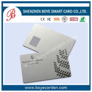 13.56MHz scheda dell'invito RFID per il sistema chiave della scheda dell'hotel