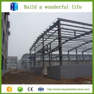 Estructura de acero prefabricada Two-Story Hotel Apartamento edificio alto de supermercados