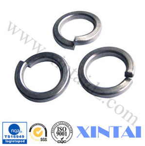 En acier inoxydable de la rondelle élastique de blocage haute pression