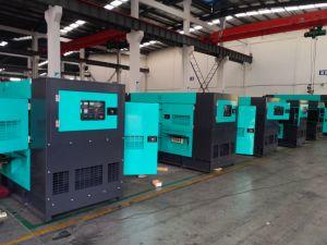 Cummins Kta19-G3aのディーゼル機関によって動力を与えられる500kVA発電機