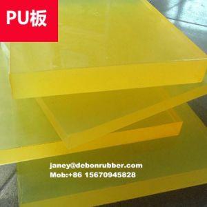 中国OEMポリウレタンシート、PUの版