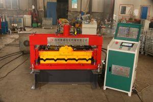 Dx machine de formage de courbure de feuille de toit