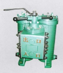 두눈 필터 Spl 40 바다 디젤 엔진 메시 유형 기름 필터