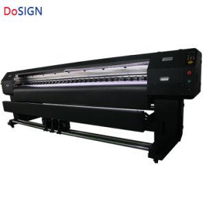 ビニールの印刷のための印字機を転送するデジタル紫外線ロール