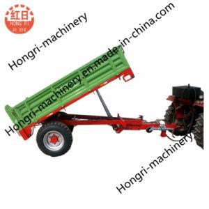 7c-2.5 de Enige Aanhangwagen Alxe van het landbouwbedrijf voor Verkoop