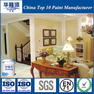 Hualong único componente basado en agua transparente de pintura de muebles de madera