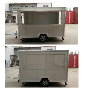 氷のCrearmのカートの譲歩の食糧トレーラー、Mobile FoodヴァンPancake Cartのドイツの販売のための食糧トラック