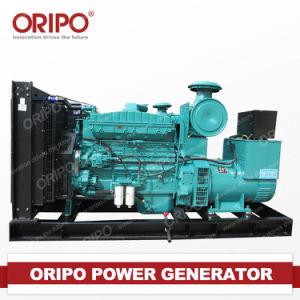 Krachtcentrale de In drie stadia van de diesel Reeks van de Generator