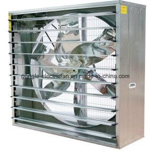 De industriële Muur Opgezette KoelVentilator van de Ventilator van de Uitlaat van Ventilator