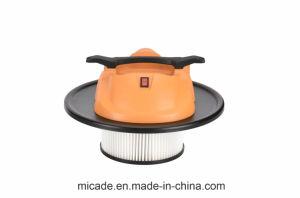 Máquina de limpeza de vácuo de cinzas CAM173 filtro HEPA à prova de fogo
