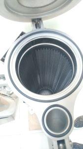 Ss 304 Stailess Caja del filtro de acero