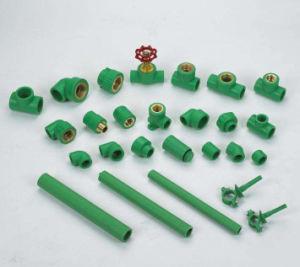Todos os tipos de acessórios para tubos PPR para o sistema de aquecimento de água quente
