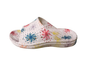 Jardin de l'obstruer la peinture des chaussures confortables pour les femmes 20280-1