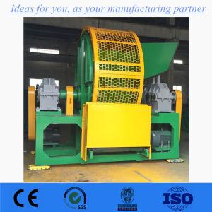 Qingdao Evertech에서 타이어 슈레더를 재생하십시오