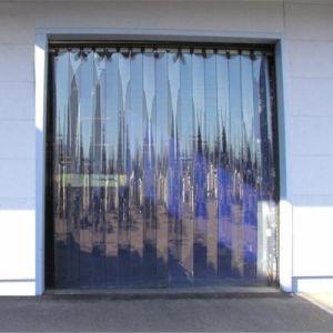 Super clara la lona de PVC se utiliza para cortina