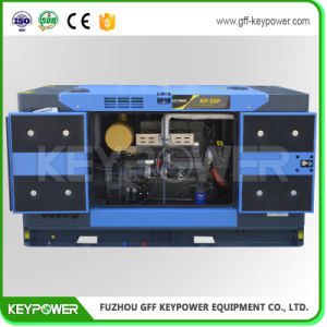 24kw petit groupe électrogène diesel de type silencieux avec moteur Fawde