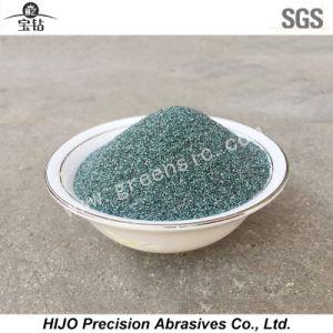 Grano verde del carburo di silicone F12 utilizzato nella sabbiatura