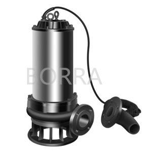 Pompa di scolo automatica sommergibile della sporcizia di Stir