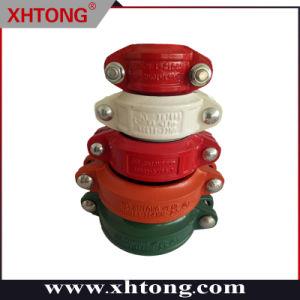 Gli accessori per tubi duttili approvati del ferro di FM/UL hanno scanalato l'accoppiamento rigido per la protezione di sistema del fuoco