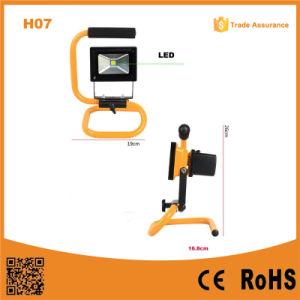 H07 12V LED de luz LED de trabajo portátiles de alta potencia proyector LED