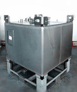 Chemical Storageのための記憶Tank