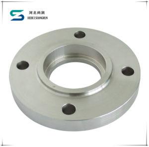 DIN с Socked фланца сварного шва поддельных углеродистая сталь из нержавеющей стали
