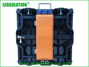 P4.81 Location de plein air avec affichage LED 500x500mm Cabinet