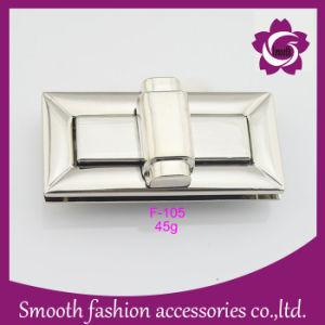 Acciaio inossidabile del lucchetto del hardware della serratura di girata del metallo degli accessori del sacchetto di modo