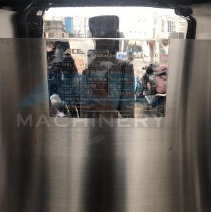 Acero inoxidable sanitario camisa doble depósito mezclador con ACE (JBG)