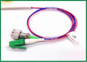 Einzelner Modus-Faser-Koppler-Verbinder-980nm fixierter Teiler 1X2