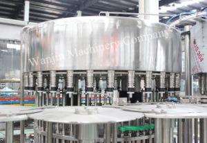 Lavado, llenado y tapado Máquina 3 en 1 bebida Monoblock de la máquina de llenado de agua