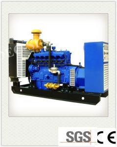Contenedor grande Powerlow silenciosa BTU grupo electrógeno de gas (200 Kw).