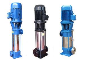 Pompe centrifuge à plusieurs étages verticale d'acier inoxydable avec Price/Kh concurrentiel