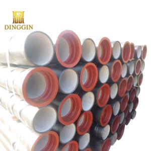 Tubo duttile del ferro ISO2531 con il rivestimento del cemento
