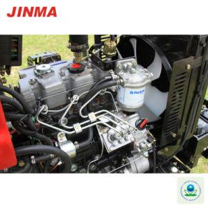Jinma 4WD 25HP Wheel Farm Tractor con EPA Certification